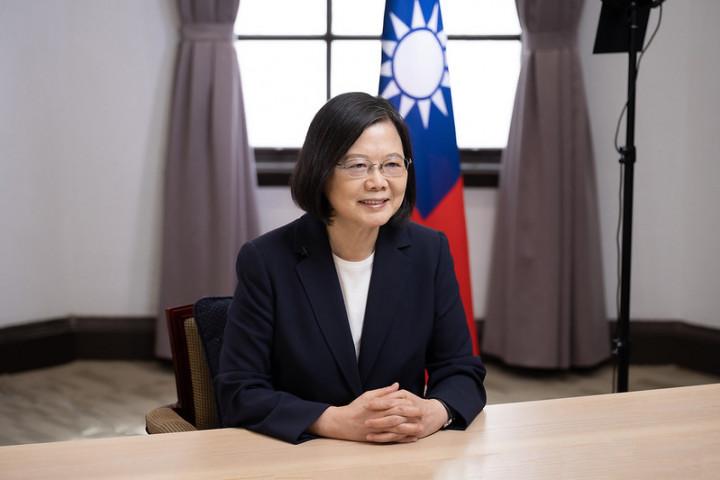 President Tsai addresses 25th Forum 2000 Conference