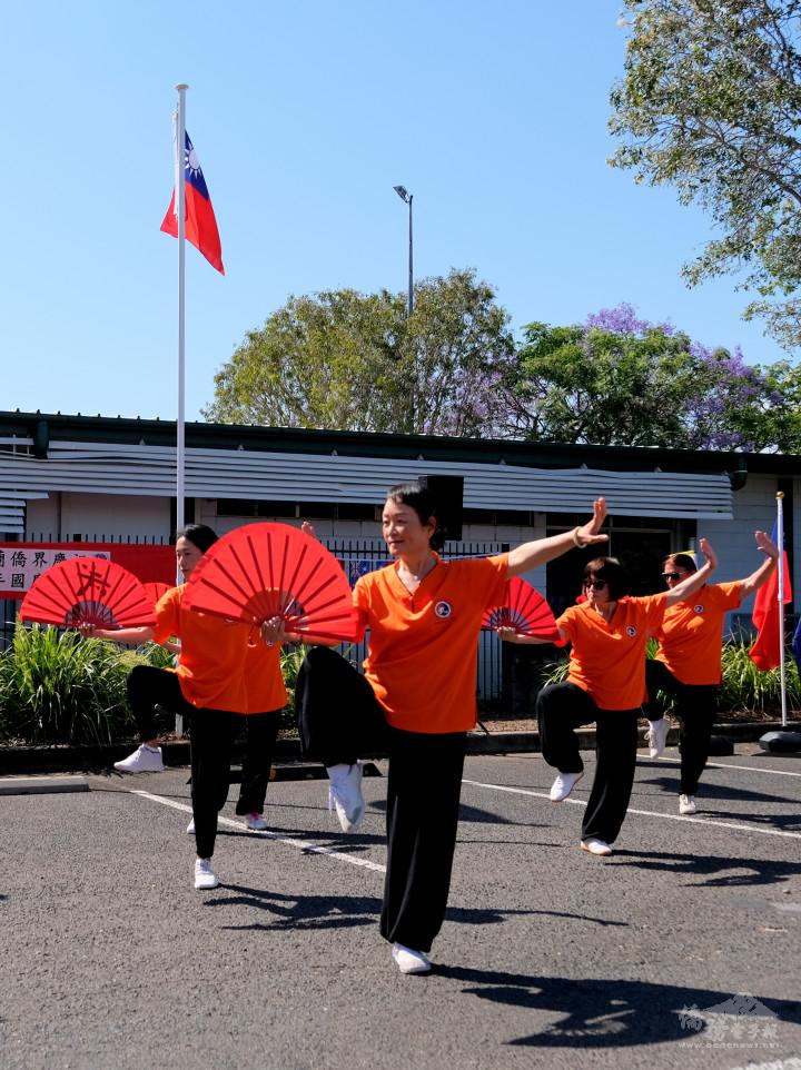 中華八卦太極協會表演