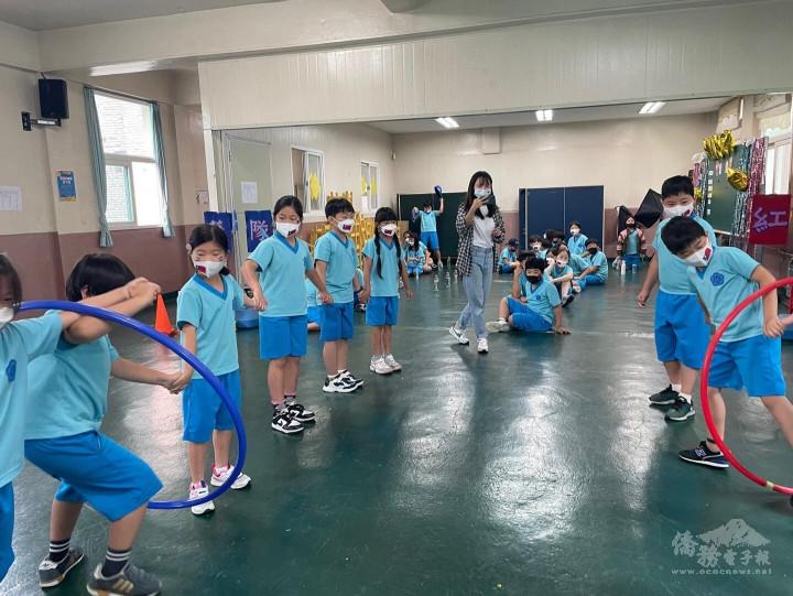 水原華僑中正小學舉辦慶祝110年國慶運動會