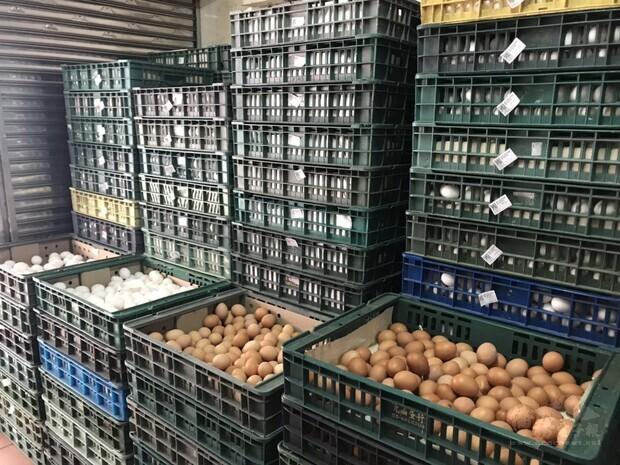 雞蛋供應充足無虞,消費者毋須恐慌搶購