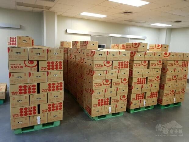目前雞蛋供應秩序穩定,且各式平價與品牌雞蛋均供應充足。