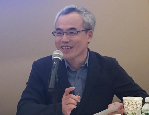 中國試圖透過資訊戰影響台灣大選,台灣媒體觀察教育基金會董事長羅世宏表示,自媒體、網紅、網路公關等非主流媒體可以從金流著手,了解是否有中國資金介入。(中央社提供)