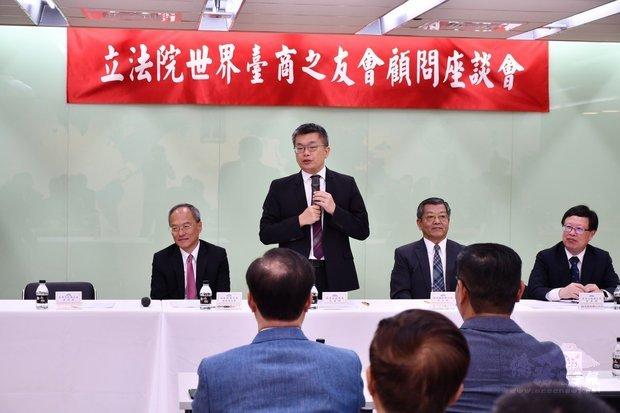 蔡其昌表示,前兩次會議許多臺商朋友表示很滿意,相信政府單位必全力為海外臺商服務。