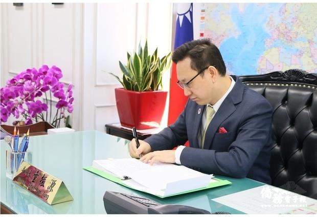 僑委會建構全球僑臺商產學合作方案