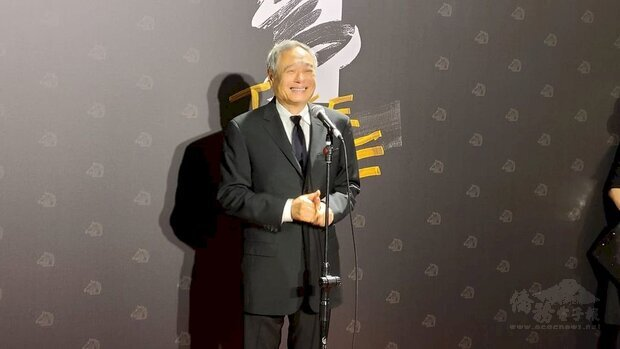 金馬主席李安返台出席金馬盛會,對於疫情期間仍有這麼多人來台共襄盛舉,直說很感動。