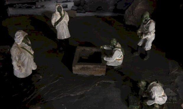 第12屆TIDF台灣國際紀錄片影展台灣競賽首獎頒給導演洪子健拍攝的「潰爛 癒合 掩藏」,該片揭露二戰日軍731部隊在中國東北進行細菌戰實驗,所造成的歷史創傷。(TIDF提供)