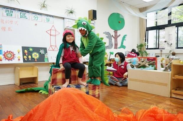 國教署辦理「幼兒園課程與教學品質評估表社群參訪」