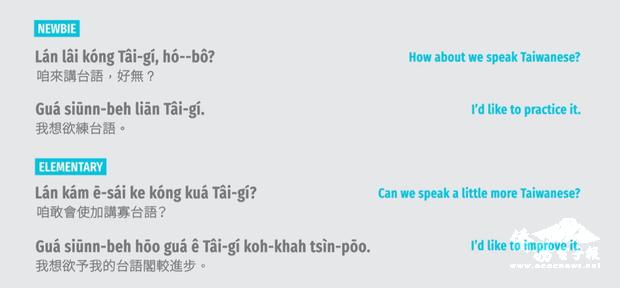 臺語口說教學