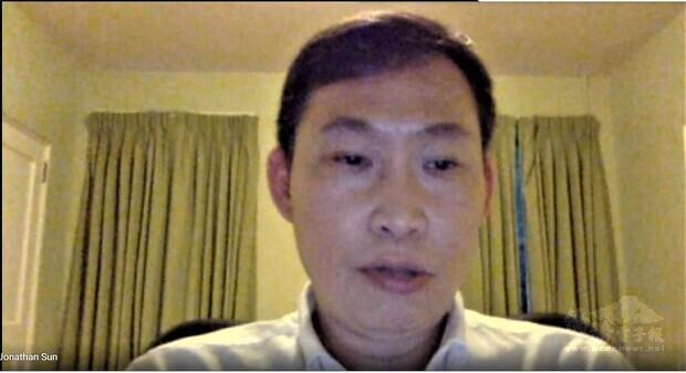 駐波士頓辦事處處長孫儉元表示,將贊助遊行車隊午餐以示支持。