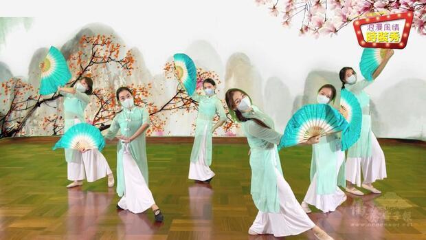 6位美少女展示民初服飾風情