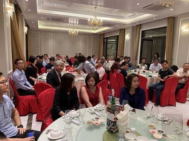越南臺灣商會聯合總會太平分會3月30日在太平市舉辦3月份月例會。