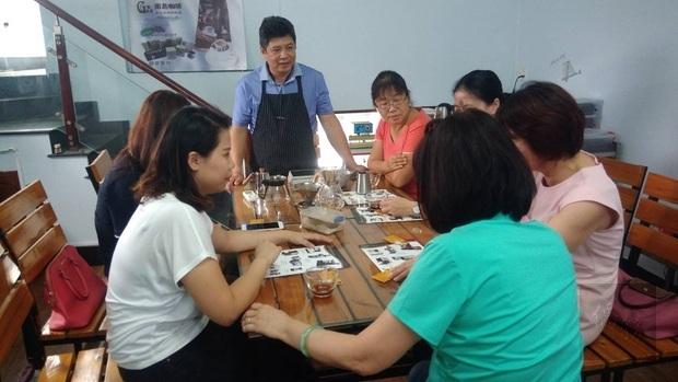 僑務電子報:僑委會助越南臺商創業 咖啡飄香東南亞