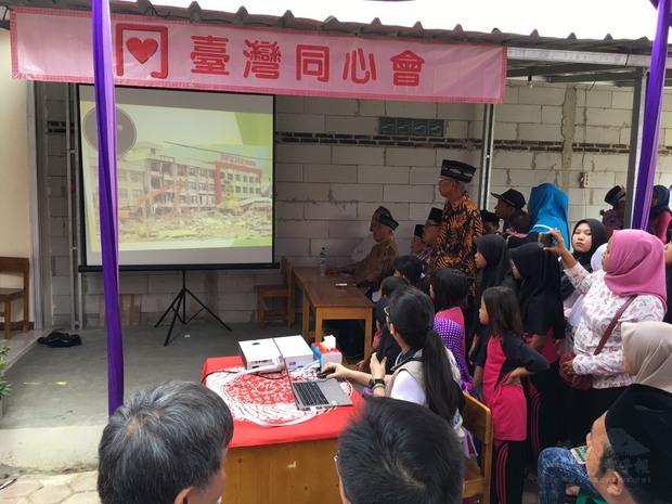 印尼僑界急難救助協會分享救助與關懷情形