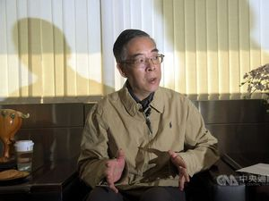 Wu Renhua, a scholar and witness to the Tiananmen Square crackdown in 1989/Photo courtesy of CNA