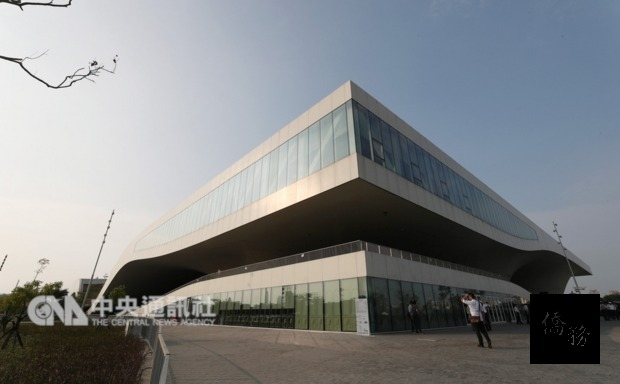 National Kaohsiung Center for the Arts (Weiwuying)/Photo courtesy of CNA