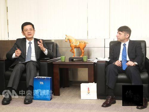 Taiwan s national news agency to restore bureau in turkey