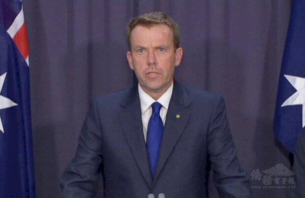 澳洲貿易暨觀光部長特漢(Dan Tehan)。